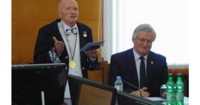 Academicianul Haralambie Corbu a fost omagiat la 90 de ani de la naștere 2 11.05.2021