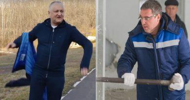 Foto В Молдове заметен старт президентской гонки на фоне активации будущих предвыборных конкурентов 3 22.09.2021