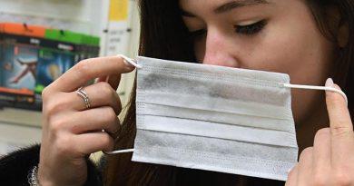 Foto Спекулянты торгуют медицинскими масками через доски объявлений 2 23.06.2021