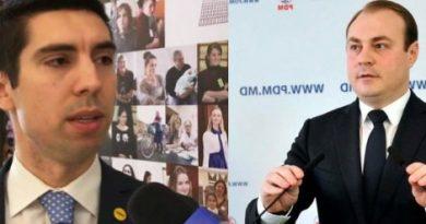 Депутаты Еужен Никифорчук и Михай Попшой обменялись жесткими репликами 2 18.04.2021