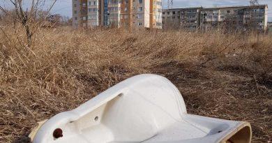 Жители по ул. Спортивной жалуются на пустырь, ставший мусорной свалкой 5 11.05.2021