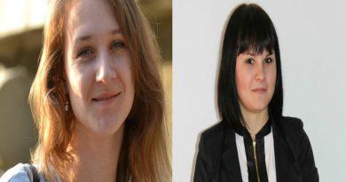 Două studente de la Universitatea de Stat Alecu Russo din Bălți au primit Bursa de Merit 2019