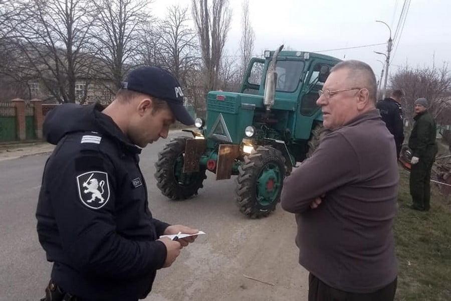 Foto Водитель мотоблока совершил ДТП в Бессарабском районе 4 24.07.2021