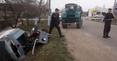 Foto Водитель мотоблока совершил ДТП в Бессарабском районе 3 23.06.2021
