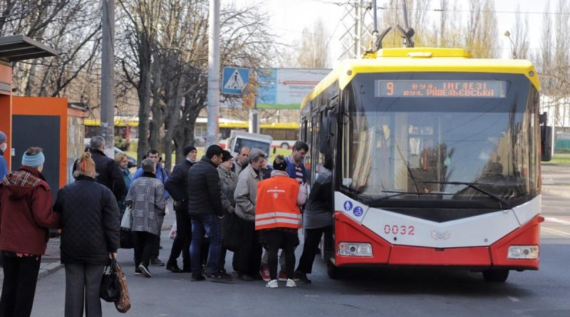 Foto В Одессе бьют стекла трамваев и устраивают драки из-за карантина 1 24.07.2021