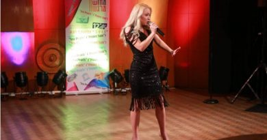 O tânără din Bălți a luat Marele Premiu la un festival din Israel