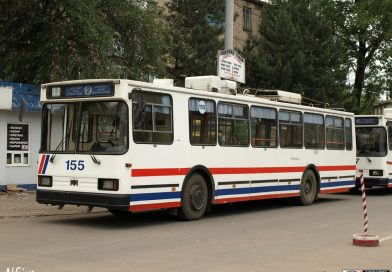 С 28 марта общественный транспорт Бэлць ходит по специальному графику