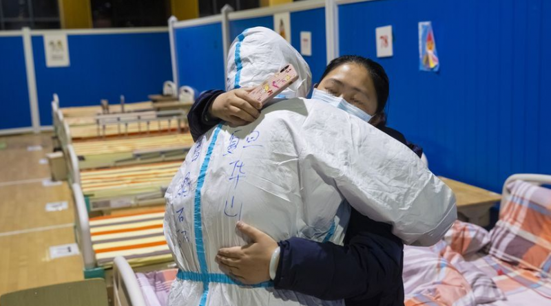 В китайском Ухане закрыли последний временный госпиталь из-за того, что эпидемия коронавируса пошла на спад 1 15.05.2021