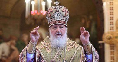 Патриарх Московский и всея Руси Кирилл утвердил тексты молитвенных прошений в связи с угрозой распространения коронавирусной инфекции 4 08.03.2021