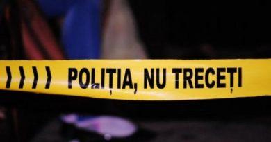 Crimă la Ocnița. Suspectul un tânăr de 19 ani