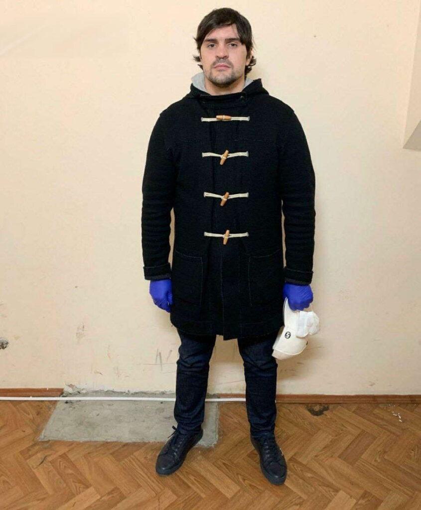 Foto Бывший депутат Демпартии Константин Цуцу был задержан при въезде в Республику Молдова 2 16.06.2021