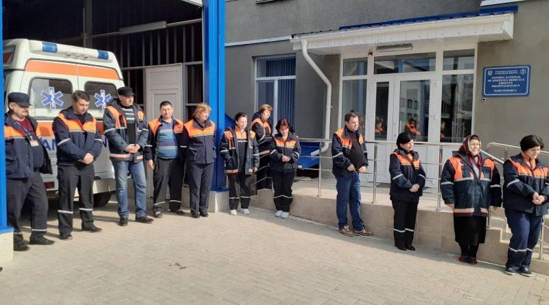 Punctele de Asistență Medicală Urgență din satul Coșcodeni și Sudarca au fost renovate