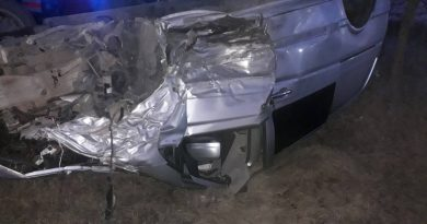 /FOTO/ Grav accident la Dondușeni. Patru persoane au ajuns la spital