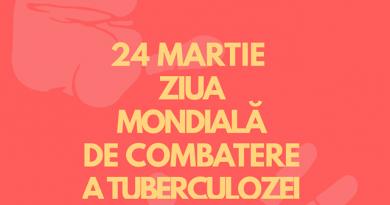 24 martie – Ziua Mondială de Combatere a Tuberculozei