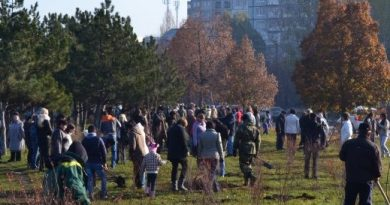 Несмотря на объявленный карантин, бельцкая примария призывает бельчан выйти на санитарную уборку улиц 2 17.04.2021