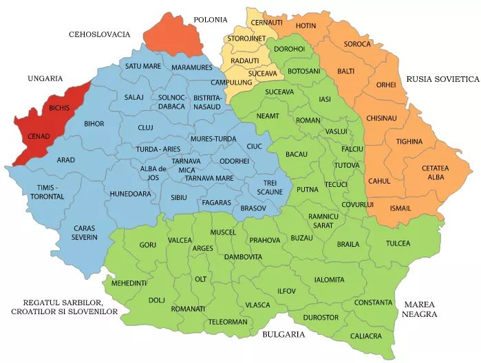 Foto Unirea cu România s-a început la Bălți, acum 102 ani 4 16.06.2021