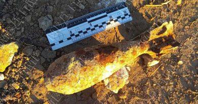 Foto В Тирасполе мужчина нашел артиллерийский снаряд времен Второй Мировой войны 4 22.09.2021