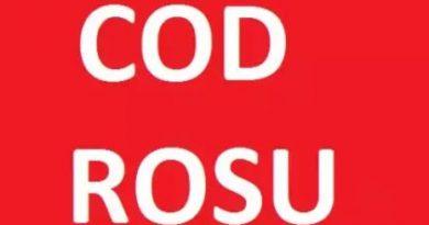 Cod roșu de coronavirus în Republica Moldova 1 12.05.2021