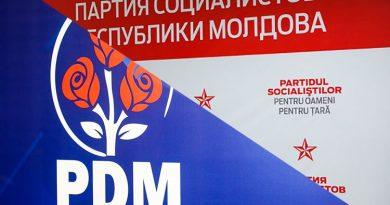 PD și PSRM au făcut coaliție 1 12.04.2021