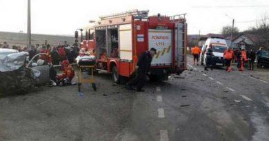 Foto Accident la frontieră cu Moldova. Doi morți și șase răniți 1 18.09.2021