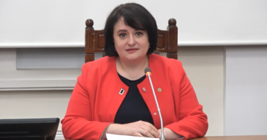 Виорика Думбрэвяну: Призываю всех граждан к ответственности. Оставайтесь дома!