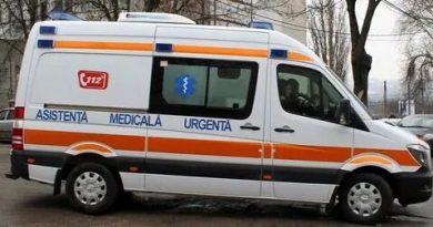 """Женщина с тремя детьми была госпитализирована в больницу """"Toma Ciorba"""" сегодня ночью с подозрением на коронавирус 4 15.05.2021"""