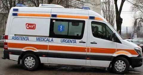 """Женщина с тремя детьми была госпитализирована в больницу """"Toma Ciorba"""" сегодня ночью с подозрением на коронавирус"""