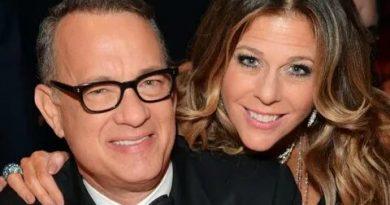 Американский актёр Том Хэнкс и его жена Рита Уилсон заразились коронавирусом 6