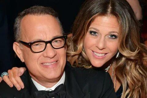 Американский актёр Том Хэнкс и его жена Рита Уилсон заразились коронавирусом 1 11.05.2021