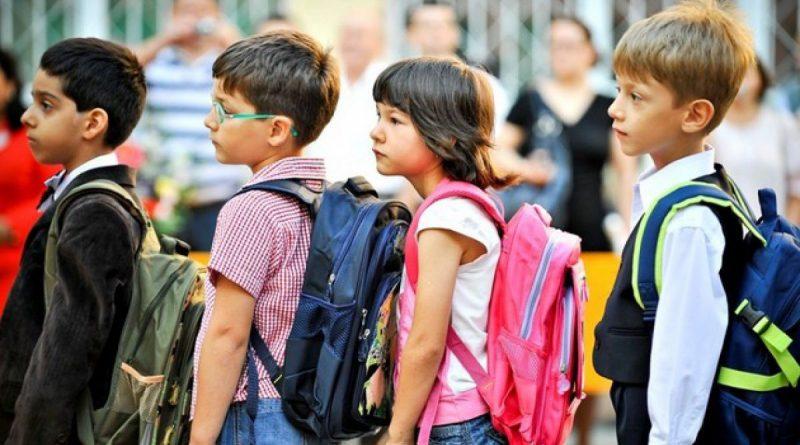Înscrierea copiilor în clasa întâi a fost temporar suspendată