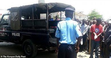 В Кении толпа избила до смерти мужчину, заподозрив, что он заражен коронавирусом 5