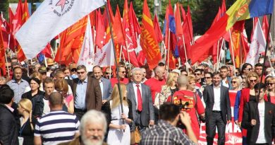 Foto Центральный комитет Партии коммунистов подверг критике коалицию ПСРМ и ДПМ 3 25.07.2021