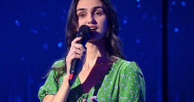 /VIDEO/ O tânără din raionul Fălești a luat patru de DA la Românii au Talent