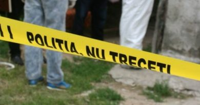Crimă la locul de muncă în raionul Florești