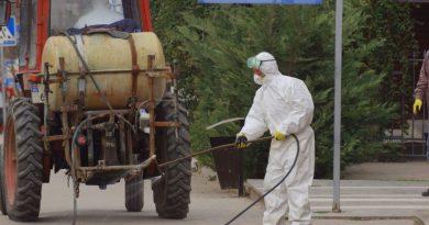 Foto Primarii întreprind măsuri pentru a preveni răspândirea COVID-19 3 25.07.2021