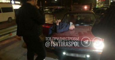 Doi minori, reținuți în Transnistria după ce au furat o maşină din Bălţi 1
