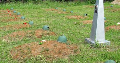 Foto В братских могилах Второй мировой захоронены 5,5 млн советских солдат, чьи имена и фамилии по сих пор неизвестны 2 24.07.2021