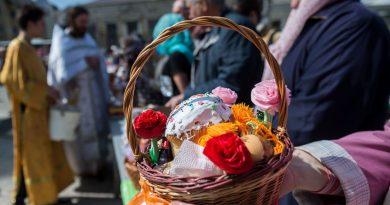 Foto Пасхальные богослужения будут проходить без прихожан, а освящение пасхи и крашеных яиц в церкви или во дворе церкви будет ЗАПРЕЩЕНО 4 28.07.2021