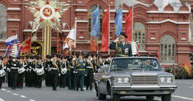 В Кремле решили перенести парад Победы из-за коронавируса 4 13.04.2021