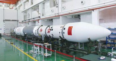 """Китай во второй половине апреля запустит спутник """"Ухань"""" в честь победы над коронавирусом 5 11.05.2021"""