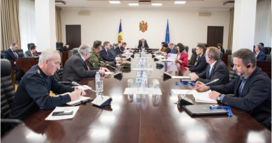 РАСПОРЯЖЕНИЕ №14 от 6 апреля 2020 года Комиссии по чрезвычайным ситуациям Республики Молдова 4 12.04.2021