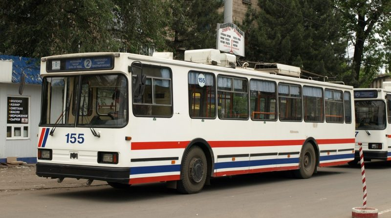 Transportul public din Bălți continuie să circule după un regim special