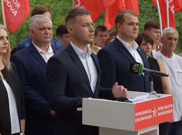 Бельцкий представитель Партии Социалистов 26-летний Сергей Грамма стал и. о. директором госпредприятия АО «FEE Nord» 19 17.04.2021