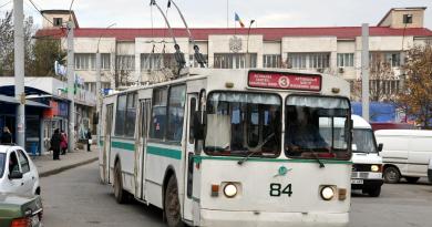 На выходные дни в Бэлць не будет ходить общественный транспорт 5 08.03.2021