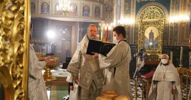 Foto Noaptea de Înviere la Catedrala mitropolitană 1 24.07.2021