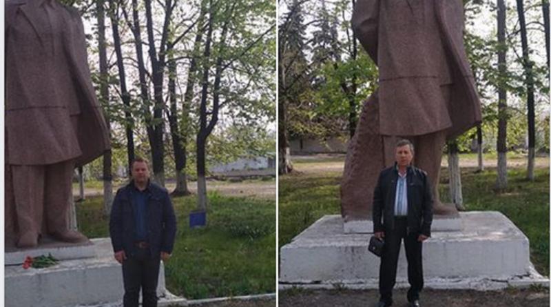 Foto 150-летие со дня рождения Ленина в Бэлць в условиях пандемии прошло очень скромно 1 23.06.2021