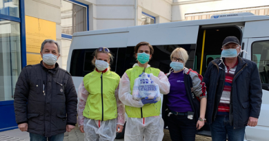 Foto Три волонтера из Кишинева, разносившие еду во время карантина всем нуждающимся, заразились коронавирусом 3 23.06.2021