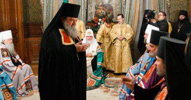 Епископ Единец и Бричан, архимандрит Никодим Вулпе, госпитализирован с коронавирусом