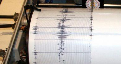 Сегодня ночью в 01:04 жители Молдовы ощутили землетрясение 6 11.05.2021