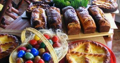 Recomandările ANSA pentru mesa de Paște